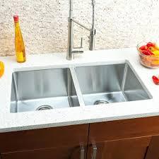 27 inch undermount kitchen sink undermount kitchen sinks sink for 27 inch cabinet blanco white