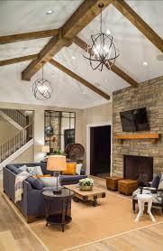 High Ceiling Light Fixtures Best 25 Living Room Lighting Ideas On Pinterest Condo