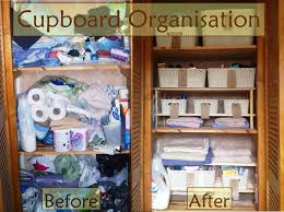 airing buttons and paint and more cupboard organisation