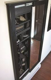 Built In Gun Cabinet Plans Best 25 Hidden Safe Ideas On Pinterest Hidden Gun Storage Gun