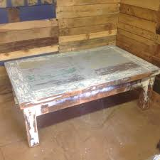 coffee tables astonishing img distressed coffee table chippy