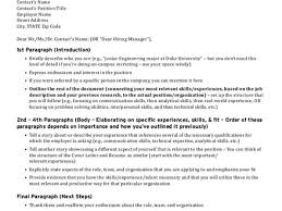29 structuring a cover letter examples of resumes best resume