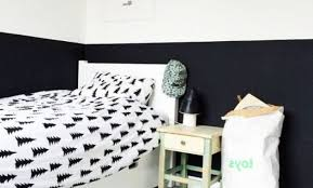 chambre ado noir et blanc décoration chambre noir et blanche 97 montpellier photo chambre