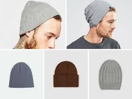 modelos modernos para gorras tejidas con los gorros de moda que veremos en 2017 abrígate