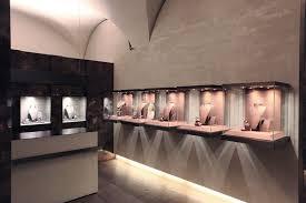 italy design shop rosa jewellery by puntidifuga mondovì italy retail design