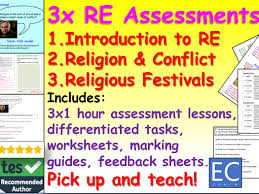 re assessments to check understanding tes