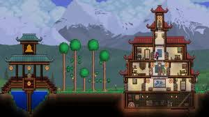 cool house designs for terraria youtube