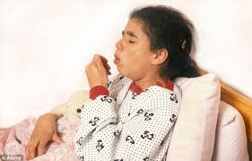 when i cough i get light headed lack of energy could be an early sign of a killer coughing bug as