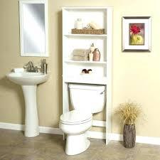Bathroom Space Saver Shelves Toilet Space Saver Shelves Patternd Me