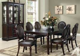 craigslist dining room sets dining room set craigslist las vegas photogiraffe me