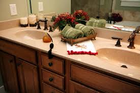 Refurbish Bathroom Vanity Refinish Bathroom Vanity Ideas With Solid Colors And Modern Pullers