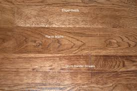 Hardwood Floor Texture How Not To Sand And Finish A Wood Floor Ozark Hardwood Flooring