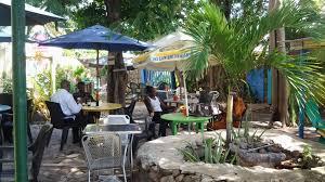 café des arts nevis restaurants where to eat on nevis four