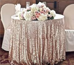 wedding linens cheap cheap 80 inches personalized table cloth gold sequin table