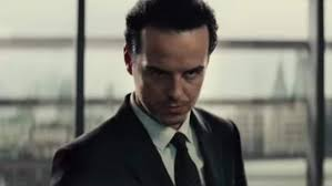 Spectre Film by Andrew Scott Talks Spectre Moriarty And The Mystery Of Denbigh