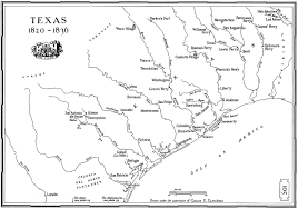 Map Of United States 1820 by Texas Maps Texas Digital Map Library Table Of Contents United