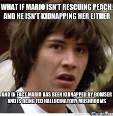 Drug Addict Meme - mario is a drug addict and bowser is his dealer by arceus493
