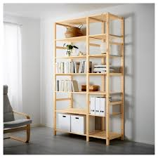 ivar 2 section shelving unit ikea