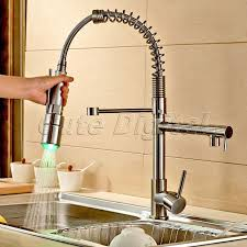 wholesale kitchen sinks and faucets wholesale retail led colors kitchen sink faucets pull sprayer