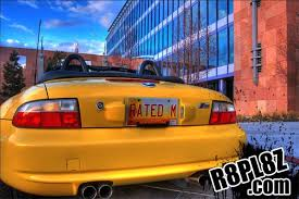 Popular Vanity Plates 100 Funny License Plates That Will Make You Laugh Out Loud