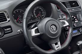 white volkswagen gti interior new volkswagen polo gti with 180hp autotribute