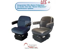 siege pneumatique basse frequence sears as930 suspension pneumatique 12v étroite et assise standard tissu