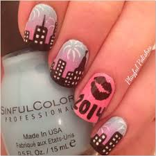 new years nails youtube