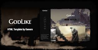 gaming design gaming templates from themeforest