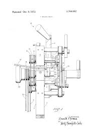 patent us3764082 toroidal head winding machine google patents patent drawing