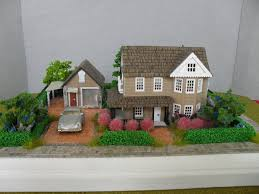 stone victorian mansion property 1 144 scale 75 00 via etsy