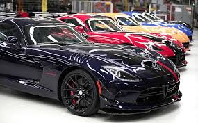 when was the dodge viper made east will own the last dodge viper made
