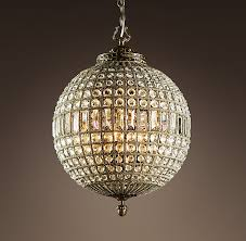 Faux Crystal Chandeliers C Casbah Crystal Chandelier 18