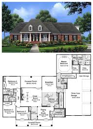 frenchcountry houseplan 59956 this traditional country home