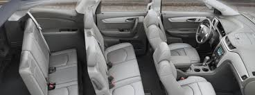 2017 chevrolet traverse seats and materials gm authority