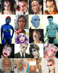 professional halloween makeup in nyc mehron makeup news