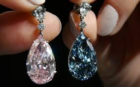 the world s most expensive earrings go on sale for 55million