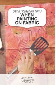 Bed Sheet Designs For Fabric Paint 25 Best Fabric Painting Ideas On Pinterest Diy Pillows Diy