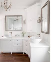 Best Bathroom Vanities Images On Pinterest Bathroom Ideas - Elegant corner cabinets for bathrooms residence