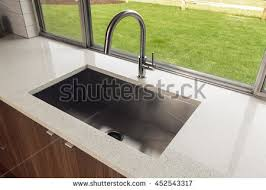 Solid Surface Sinks Kitchen by Solid Surface Kitchen Stock Images Royalty Free Images U0026 Vectors