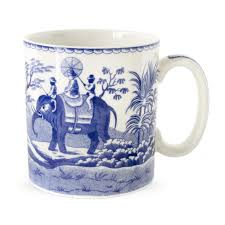 spode mug archive indian sporting spode uk