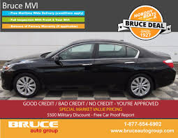 2013 honda accord value used 2013 honda accord ex l 2 4l 4 cyl i vtec cvt fwd 4d sedan in