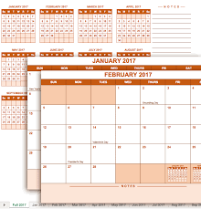 Free Excell Templates Calendar Template Excel Year Calendar Template For Excel