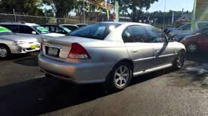 2004 holden berlina vz silver 4 speed automatic sedan youtube