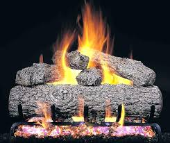 gas fireplace replacement logs for desa