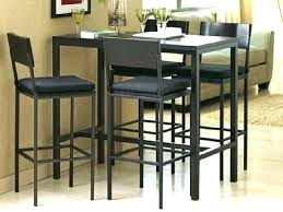 tall chairs for kitchen table tall dining table found this high kitchen tables and chairs dining