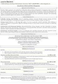 social media marketing resume sample general manager resume sample