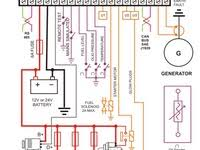automotive alternator wiring diagram wiring diagram components