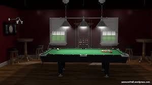 home design and decor home billiard room design cool home