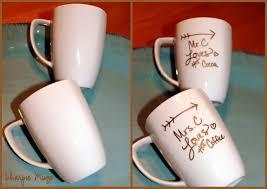 cute cup designs sharpie mugs melissa creates