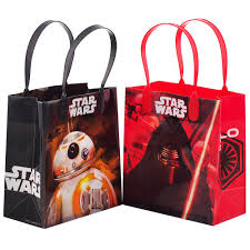 wars gift bags wars goodie bags 12 premium quality party favor reusable